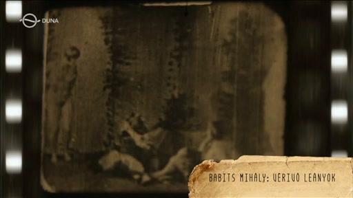 Babits Mihály: Vérivó leányok