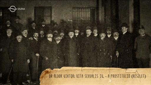 Dr. Áldor Viktor: Vita Sexualis IV. - A prostitúció (részlet)