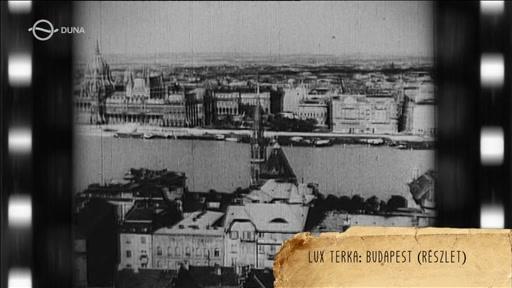 Lux Terka: Budapest (részlet)