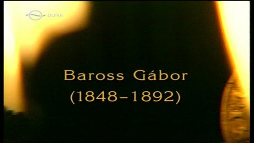 Magyar történelmi arcképcsarnok: Baross Gábor (1848-1892)