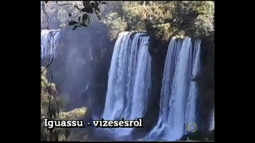 Kátai Balázs: Iguassu-vízesés, Brazília