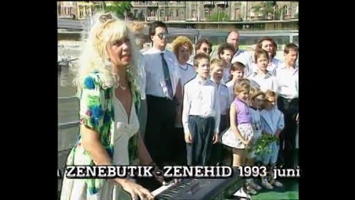 Zenebutik: Zenehíd: Különkiadás 1993. június (részlet)