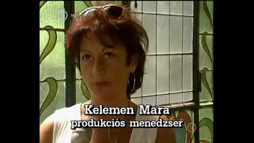 Kelemen Mara, produkciós menedzser
