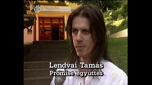 Lendvai Tamás, Promise együttes