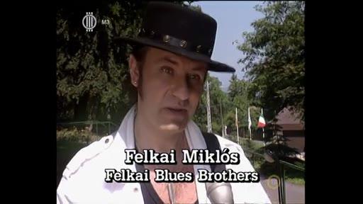 Felkai Miklós, Felkai Blues Brothers
