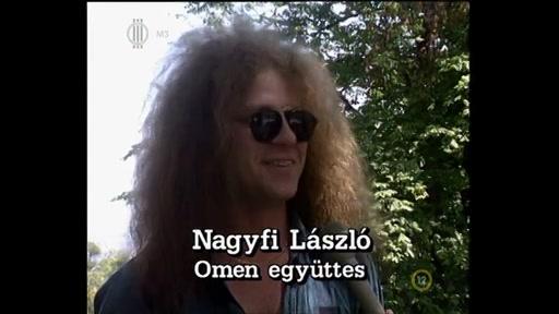 Nagyfi László, Omen együttes