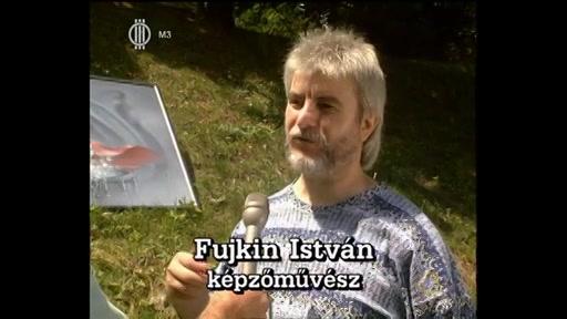 Fujkin István, képzőművész