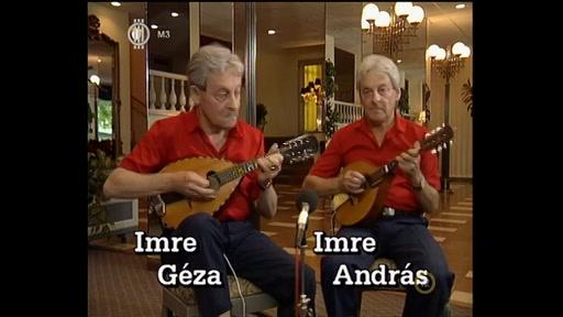 Imre Géza, Imre András