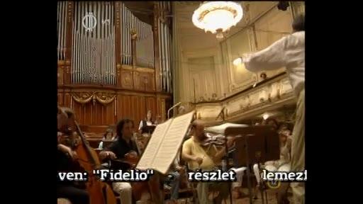Ludwig van Beethoven - Nicholas Harnoncourt - Európai Kamarazenekar: Fidelio (zenemű) (részlet)