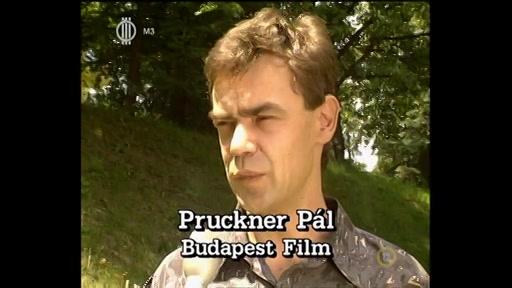 Prukner Pál, Budapest Film