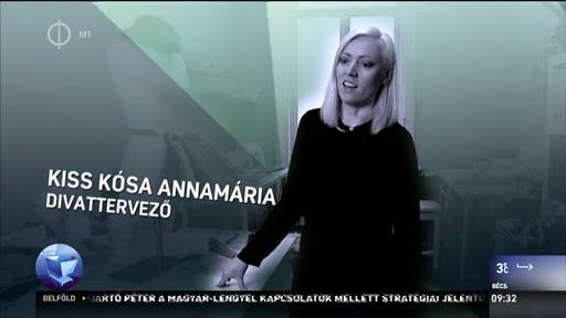 Kiss Kósa Annamária, divattervező