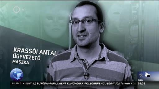 Krassói Antal, ügyvezető, MASZKA