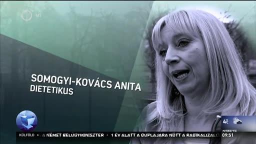Somogyi-Kovács Anita, dietetikus
