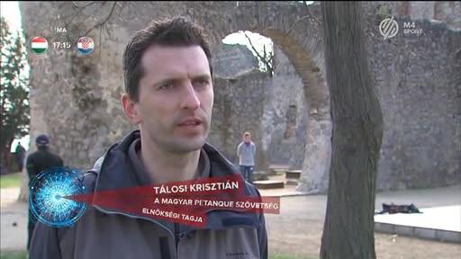 Tálosi Krisztián, elnökségi tag, Magyar Petanque Szövetség