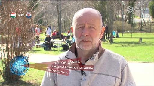 Fülöp János, elnökségi tag, Magyar Petanque Szövetség