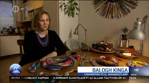 Balogh Kinga, tervező, Cirrhopprecycle, Madaboutlamp