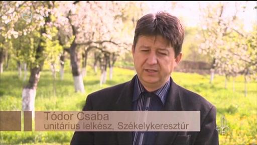 Tódor Csaba, unitárius lelkész, Székelykeresztúr