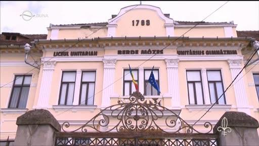 Berde Mózes Unitárius Gimnázium, Székelykeresztúr