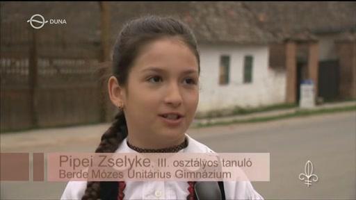 Pipei Zselyke, tanuló, Berde Mózes Unitárius Gimnázium, Székelykeresztúr