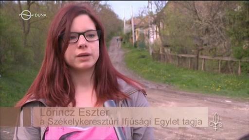 Lőrincz Eszter, Székelykersztúri Ifjúsági Egylet