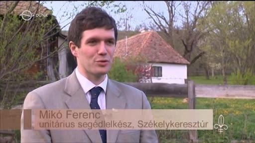 Mikó Ferenc, unitárius segédlelkész, Székelykeresztúr