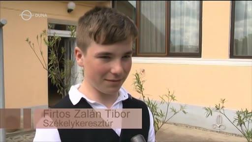 Firtos Zalán Tibor, Székelykeresztúr