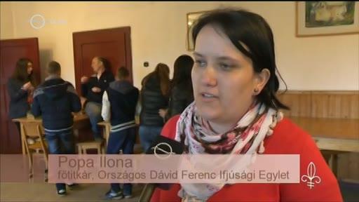 Popa Ilona, főtitkár, Országos Dávid Ferenc Ifjúsági Egylet