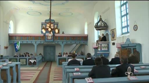 Unitárius templom, Homoródszentmárton