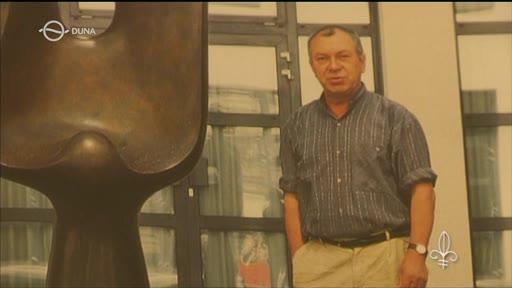 Román Viktor, szobrász