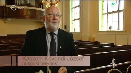 Kászoni Kövendi József, püspöki helynök