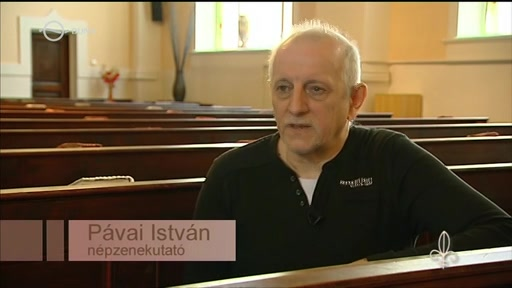 Pávai István, népzenekutató