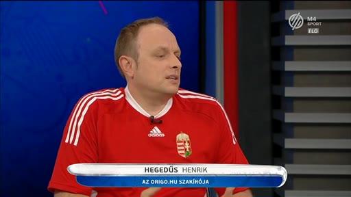 Hegedűs Henrik, sportújságíró