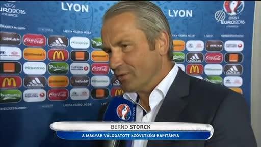 Bernd Storck, szövetségi kapitány, magyar labdarúgó-válogatott