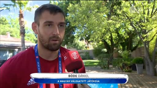 Böde Dániel, válogatott labdarúgó