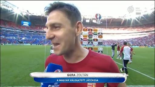 Gera Zoltán, válogatott labdarúgó