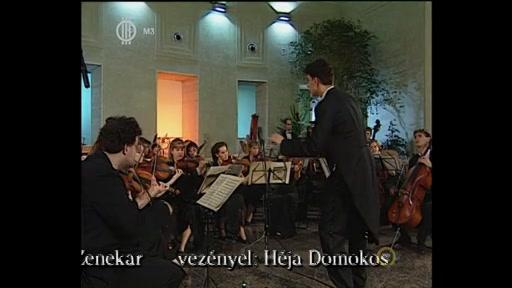 Schumann: II. szimfónia (Danubia Szimfonikus Zenekar, vezényel Héja Domonkos) (részlet) (zenemű)