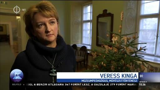 Veress Kinga, múzeumpedagógus, művészettörténész