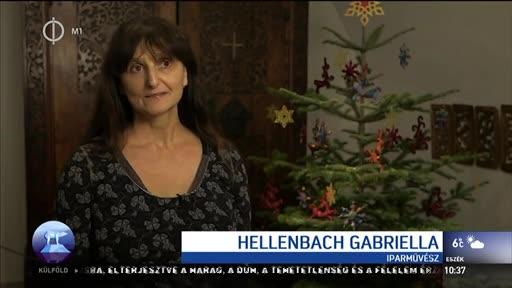Hellenbach Gabriella, iparművész