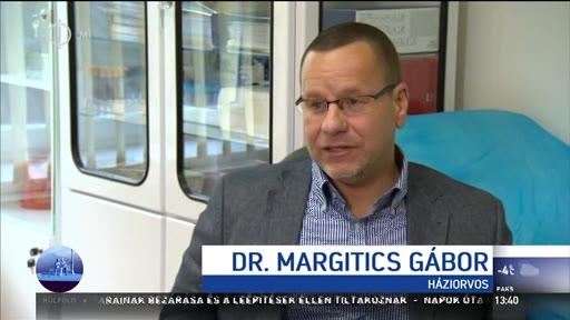 dr. Margitics Gábor, háziorvos
