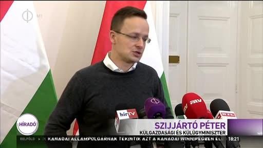 Szijjártó Péter, külgazdasági és külügyminiszter