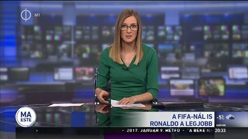 A FIFA-nál is Ronaldo a legjobb