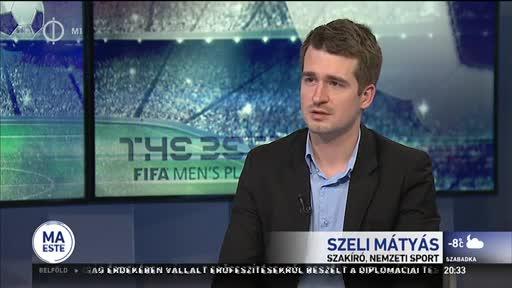 Szeli Mátyás, szakíró, Nemzeti Sport
