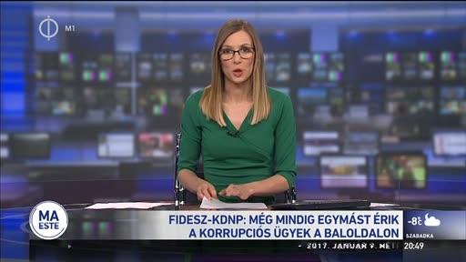 Fidesz-KDNP: Még mindig egymást érik a korrupciós ügyek a baloldalon