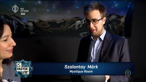 Szalontay Márk, Mystique Room