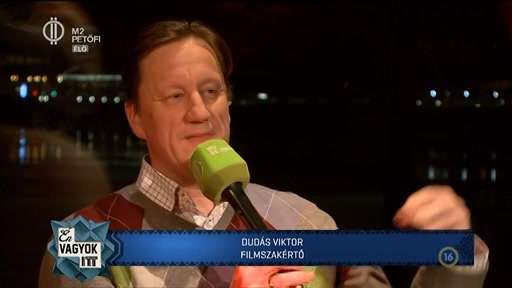 Dudás Viktor, filmszakértő