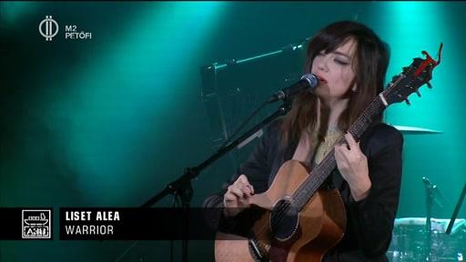 Liset Alea: Warrior (zenemű)
