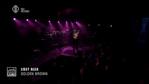 Liset Alea: Golden Brown (zenemű)