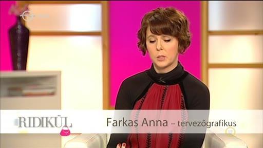 Farkas Anna, tervezőgrafikus