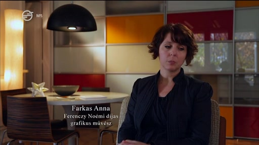 Farkas Anna, Ferenczy Noémi-díjas grafikusművész
