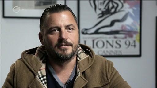 Barcsok István, execuive creative director, White Rabbit Budapest